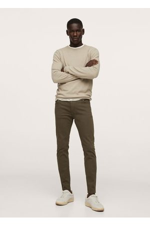 MANGO Men Skinny - Colour skinny jeans
