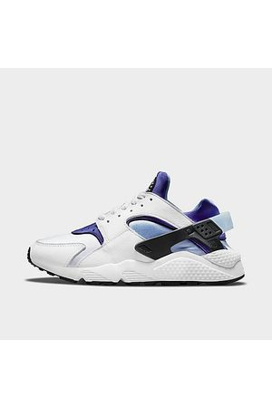 Nike Women's Air Huarache Casual Shoes Size 5.0 Leather/Spandex/Plastic