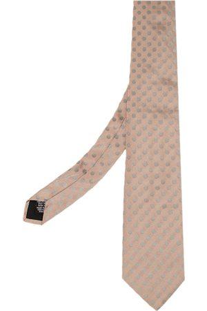 HUGO BOSS & Grey Jacquard Tie