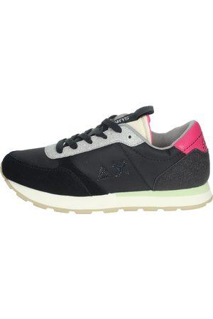 sun68 Girls Sneakers - Sneakers Girls Camoscio/nylon