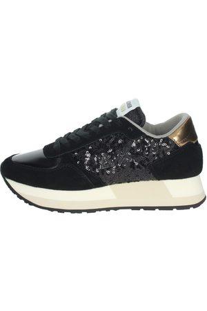 sun68 Sneakers Women Camoscio/pelle Sintetica