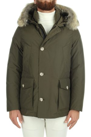 Woolrich Men Anoraks - Jackets Men Cotone/poliammide