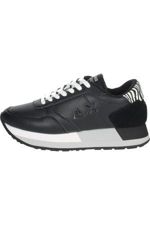 sun68 Sneakers Women Pelle/camoscio