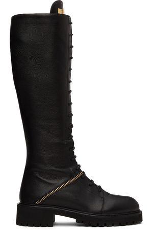 Giuseppe Zanotti Women Lace-up Boots - Tall Lace-Up Boots