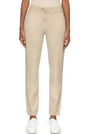 Loro Piana Women Sweats - Beige Merano Lounge Pants