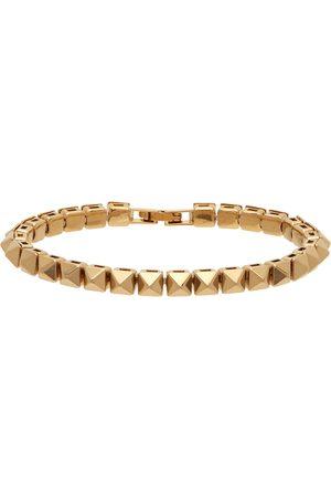 VALENTINO GARAVANI Women Bracelets - Gold Rockstud Bracelet