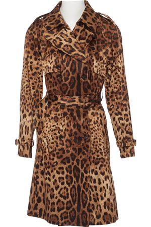 Dolce & Gabbana Silk trench coat