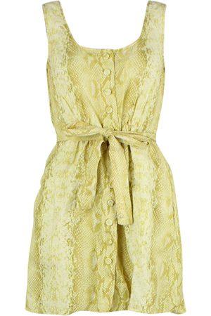 EMILIA WICKSTEAD Linen dress