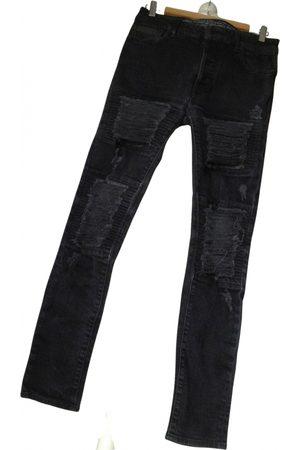 MARCELO BURLON Slim jean