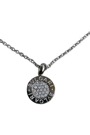 Bvlgari Bulgari white gold pendant