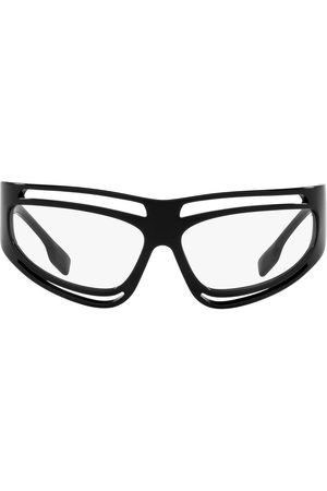 Burberry Eyewear Sunglasses - Oversized band sunglasses