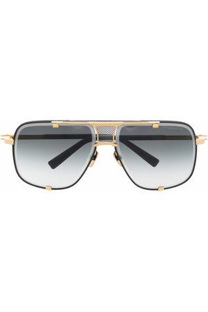 DITA EYEWEAR Men Aviators - Tinted aviator sunglasses