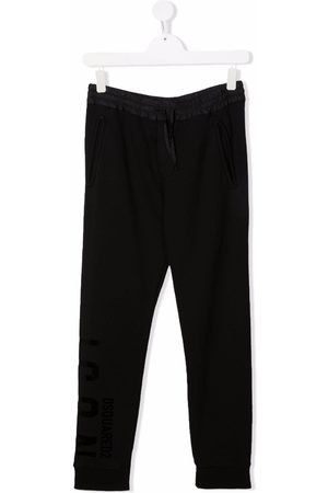 Dsquared2 Sweatpants - TEEN slim-cut track pants