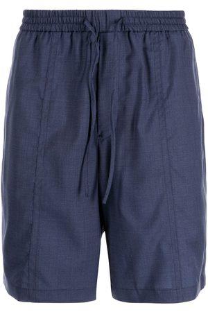 Emporio Armani Men Bermudas - Elasticated-waist shorts