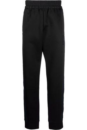 Fendi Men Sweatpants - Logo-patch track pants