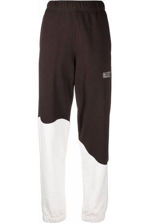 Ganni Women Sweatpants - Wave Isoli joggers