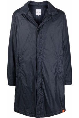 Aspesi Men Parkas - Hooded parka coat