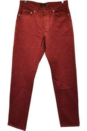 VALENTINO GARAVANI Men Straight - Straight jeans