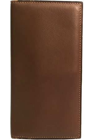 VALEXTRA Men Wallets - Leather small bag
