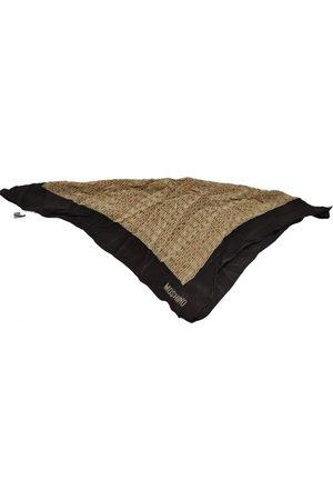 Moschino Women Scarves - Silk neckerchief