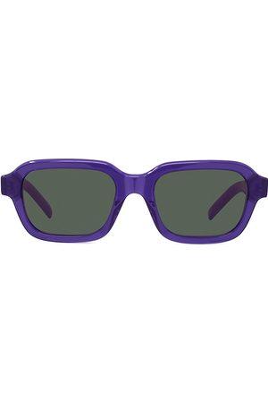 Kenzo 52MM Rectangular Sunglasses
