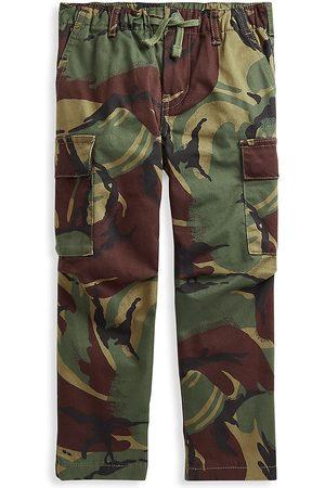 Ralph Lauren Little Boy's & Boy's Slim-Fit Twill Cargo Pants