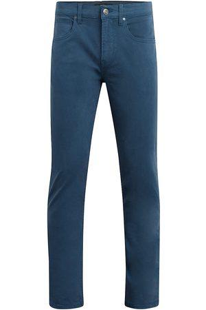 Hudson Blake Slim Straight Twill Pants