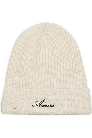 AMIRI Cashmere Beanie Hat