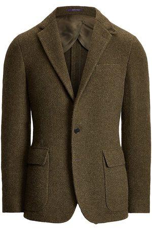 Ralph Lauren Cashmere-Wool Suit Jacket