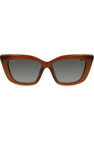 MCM Sports-Inspired 704SLL 52MM Lens Cat Eye Sunglasses