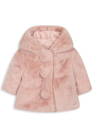 Tartine Et Chocolat Baby's & Little Girl's Faux Fur Coat
