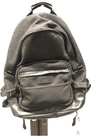 Ami Men Travel Bags - Wool weekend bag
