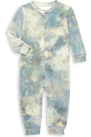 P.J.Salvage Baby Girl's Tie-Dye Thermal Coveralls