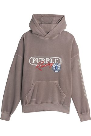 Purple Brand High Power Hoodie Sweatshirt