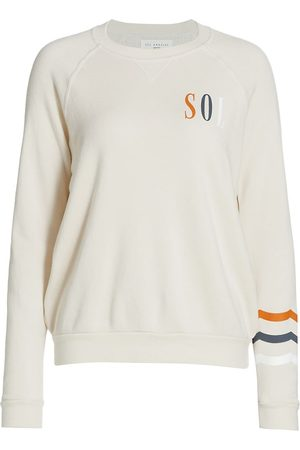 SOL ANGELES Tobacco Waves Pullover