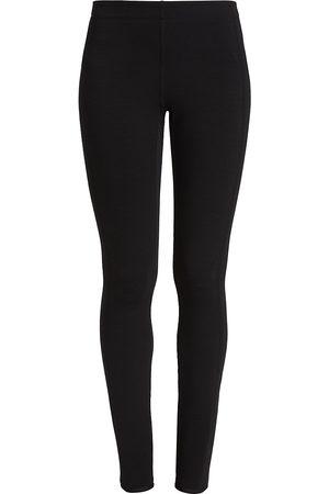AKRIS High-Rise Stretch Leggings