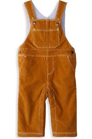 Hatley Baby Boy's Pecan Corduroy Overalls