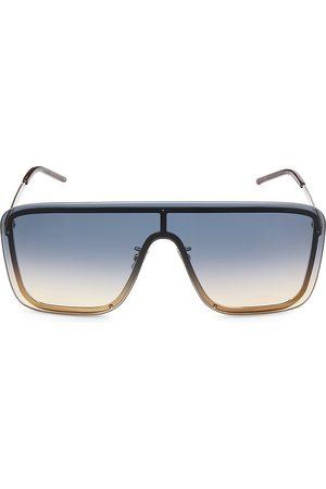 Saint Laurent 99MM Shield Sunglasses