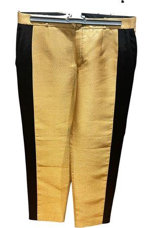 Lanvin Straight pants