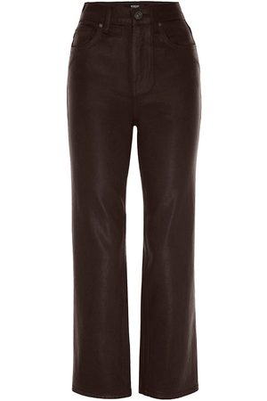 Hudson Remi High-Rise Cropped Jeans