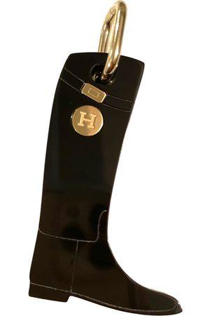 Hermès Amulette horn pendant