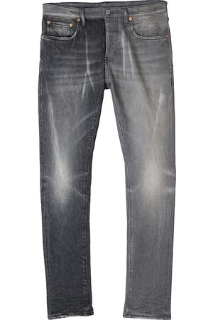 Purple Brand Two-Toned Five-Pocket Jeans