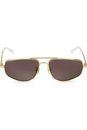 Cartier 59MM Rectangular Sunglasses