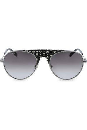 MCM Iconic 150SLL 55MM Lens Round Sunglasses