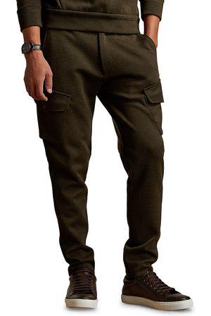 Ralph Lauren Wool-Cotton Blend Cargo Pants