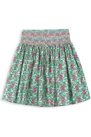 Peek & Beau Little Girl's & Girl's Floral Print Skirt