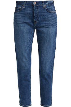 7 for all Mankind Josefina Feminine Boyfriend Jeans