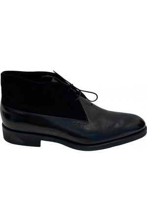 Moreschi Leather boots
