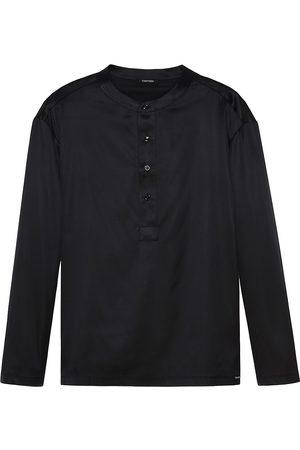 Tom Ford Silk Pajama Henley