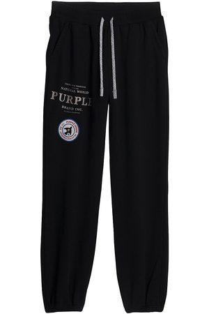 Purple Brand Signs Wonders Drawstring Sweatpants